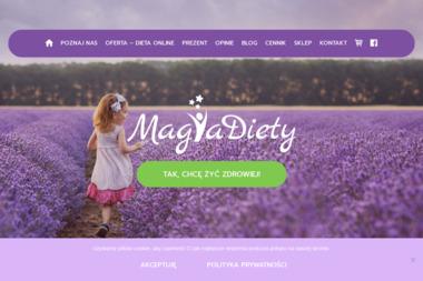 Poradnia Dietetyczna Magia Diety Milena Kurz - Dieta Odchudzająca Szczytno