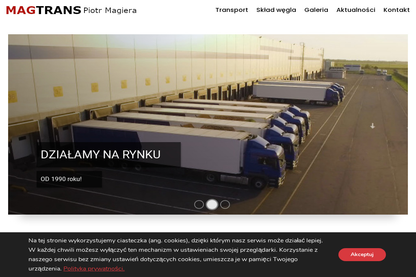 Magiera - Ekogroszek Radom