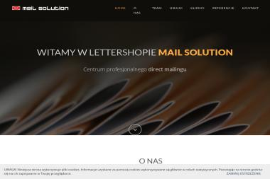 Mail Solution Sp. z o.o. - Drukarnia Nysa