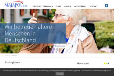 Majapol Sp. z o.o. - Przewóz osób Namysłów