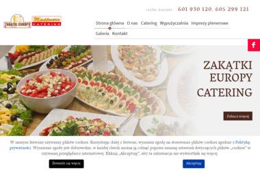 Zakątki Europy. Restauracja, catering, imprezy - Gastronomia Olsztyn
