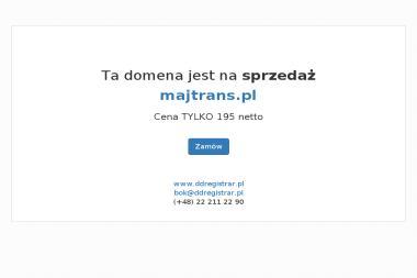 Przewóz towarowo-osobowy Marian Majkowski - Przewóz osób Rudnik Wielki