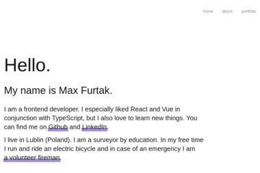 Maksymilian.org Strony internetowe - Strony internetowe Konopnica