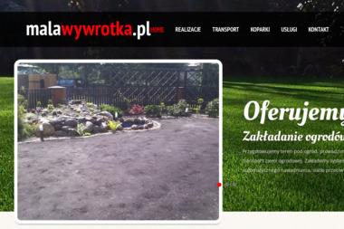 malawywrotka.pl - Tworzenie Stron WWW Nadarzyn
