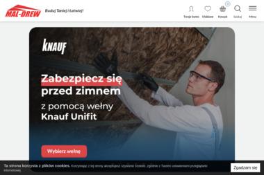 MAL-DREW Materiały Budowlane - Schody Gliwice