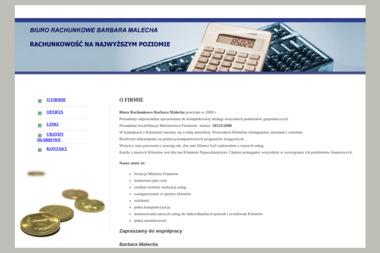 Biuro Rachunkowe Barbara Malecha - Usługi finansowe Koluszki