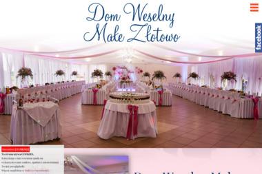 Sala weselna Ma艂e Z艂otowo - Firma Gastronomiczna Tr膮bki Ma艂e
