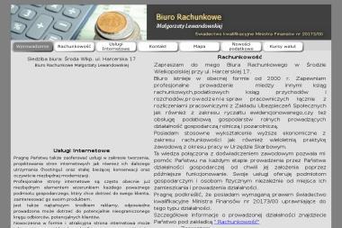 Biuro Rachunkowe Małgorzata Lewandowska - Firma Księgowa Pięczkowo