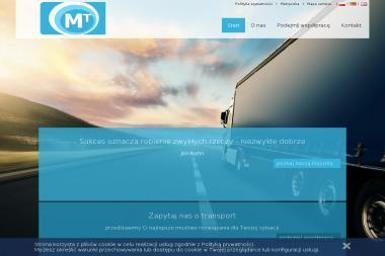 Usługi Transportowo Spedycyjne - Firma transportowa Słubice