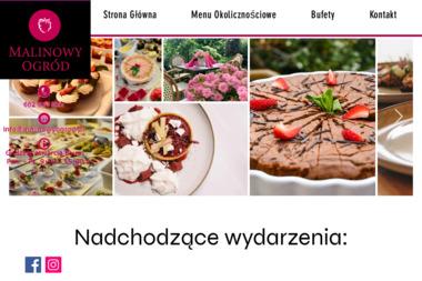 Restauracja Malinowy Ogród - Catering dla firm Gdańsk