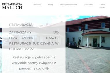 Restauracja Maluch - Usługi Kulinarne Tarczyn