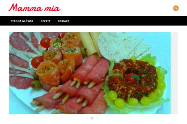 MAMMA MIA Usługi Gastronomiczne Alina Dudek - Usługi Cateringowe Nowa Sól