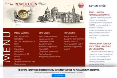 Firma Rachunkowa Manager. Roman Golly - Biuro rachunkowe Chorzów