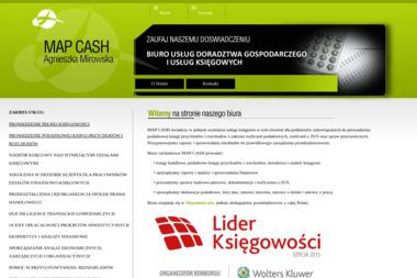 Agnieszka Mirowska Map Cash - Biuro rachunkowe Niepołomice