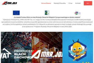 PW Mar-Jola Mariola i Tomasz Widerlik - Płyta karton gips Kraśnik