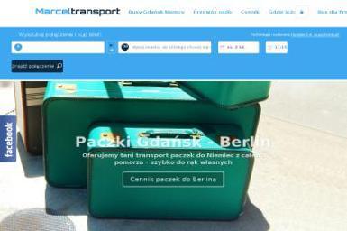Busy do Niemiec MarcelTransport - Firma transportowa Sopot