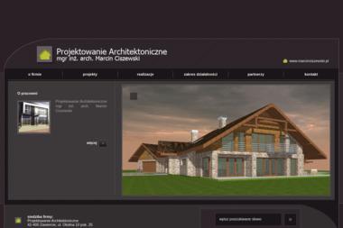 Projektowanie Architektoniczne Ciszewski Marcin - Projekty Domów z Poddaszem Zawiercie