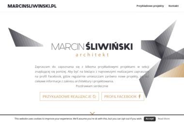 Biuro Projektowe Archidea Architekt Marcin Śliwiński - Projektowanie wnętrz Łyse