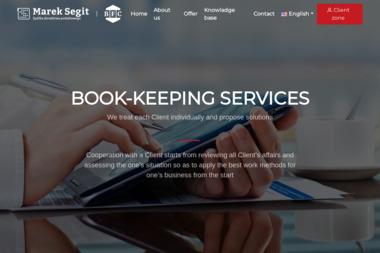 Marek Segit Sp. z o. o. Spółka Doradztwa Podatkowego - Finanse Zamość