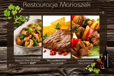 Mariaszek Orłowo Restaurant - Gastronomia Gdynia