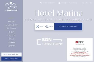 Hotel Marina - Catering Międzyzdroje