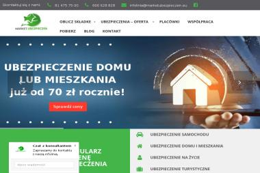 Market ubezpieczeń - Ubezpieczenie firmy Lublin