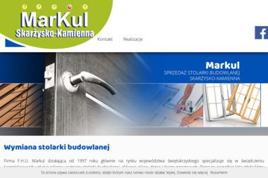 MarKul - Bramy Garażowe Dwuskrzydłowe Skarżysko-Kamienna
