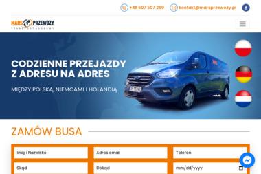 Mars Przewozy - Przewóz osób Tułowice