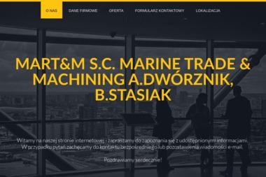MART & M s.c. Marine Trade & Machining - Tokarz Gdynia