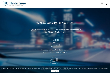 Masterlease Polska Biuro Regionalne. Auta poleasingowe, full service leasing - Leasing Samochodów Dostawczych Bydgoszcz