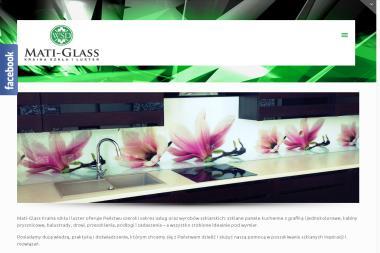 Z PHU Mati Glass - Szklarz Koszalin