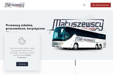 PPHU Matuszewski Andrzej - Przewóz osób Krzywiń