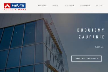 Przedsiębiorstwo Budowlano Inżynieryjne Mavex - Murowanie ścian Kutno