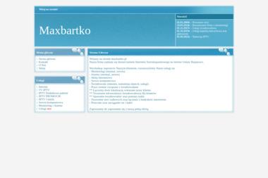 Jakub Bartkowiak Maxbartko. Internet, sprzedaż notebooków - Usługi Komputerowe Golina Wielka