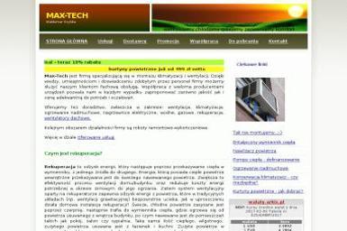 Max Tech Waldemar Szybka - Hydraulik Krosno