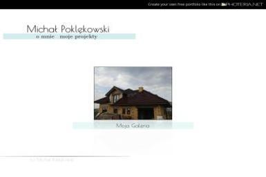 M Bud Michał Poklękowski - Budowa Dachu Sierakowo