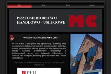 Mc PHU Cezary Kurdej - Projekty domów Słupsk