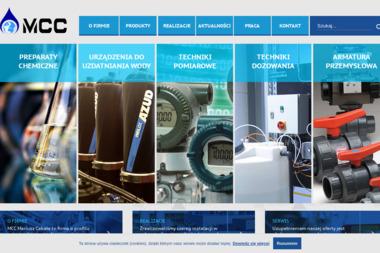 MCC Rozwiązania dla przemysłu - Hydraulik Mysłowice