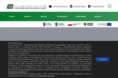 Miedziowe Centrum Kształcenia Kadr Sp. z o.o. - Kampanie Reklamowe Lubin