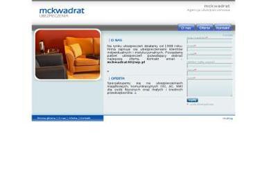 Agencja Ubezpieczeniowa Mckwadrat - Broker Ubezpieczeniowy Łódź