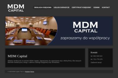 Mdm Capital Dorota Majorowska - Prowadzenie Kadr i Płac Żyrardów