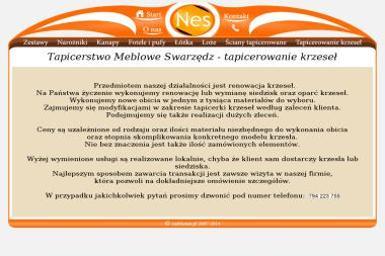 Tapicerstwo Meblowe Nes - Tapicer Swarzędz