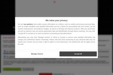 Sklep Meblowy. Wiesław Baczewski - Tapicer Zambrów