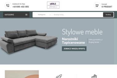 Meble Zwadło Producent Mebli Na Wymiar - Tapicer Miasteczko Śląskie
