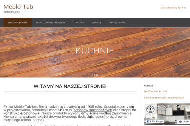 Meblo Tab Przemysław Taberski - Stolarz Zbąszyń