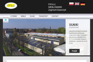PPH Meblomark (Centrala) - Stolarz Ostrzeszów