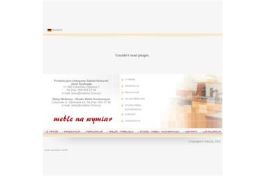Studio Mebli Kuchennych - Tapicer Samochodowy Człuchów