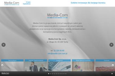 Media-Com Sp. z o.o. - Strony WWW Tychy