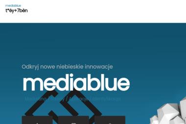 Agencja Reklamowa Mediablue - Strony internetowe Krosno