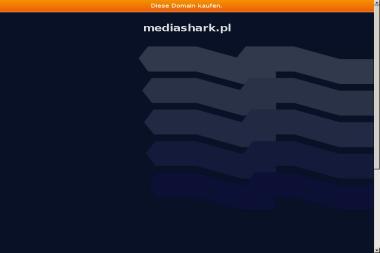 Mediashark.pl-Studio Reklamy, Drukarnia Cyfrowa. Strony internetowe, tworzenie stron - Linki sponsorowane, banery Dąbrowa Górnicza
